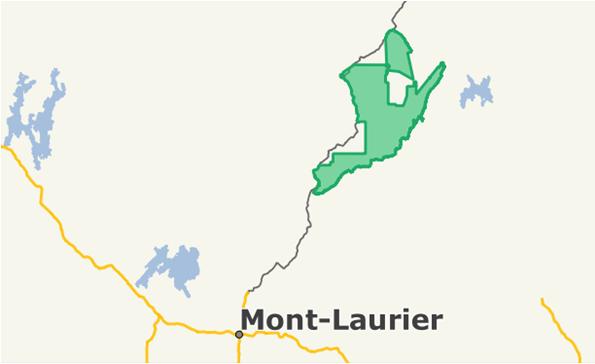 Carte du ZEC Normandie - Appâts du nord