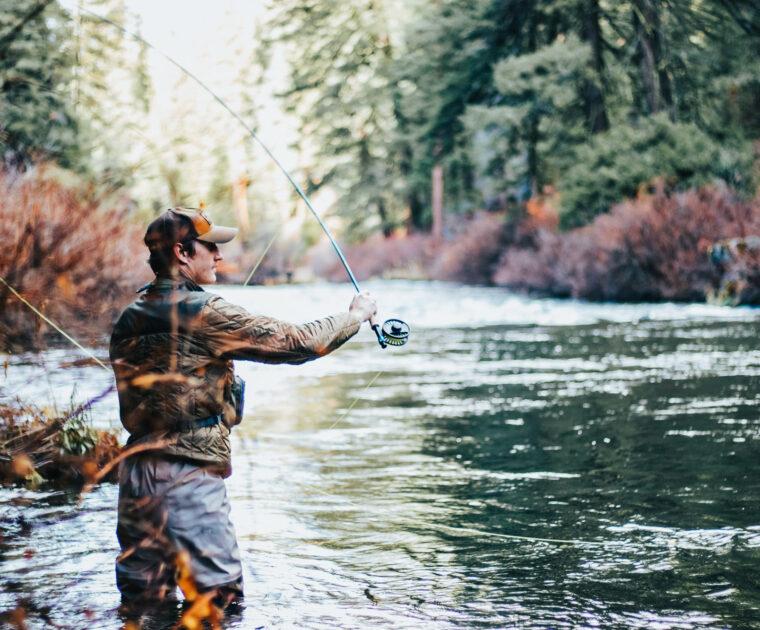 Où pêcher au Canada - Appâts du nord